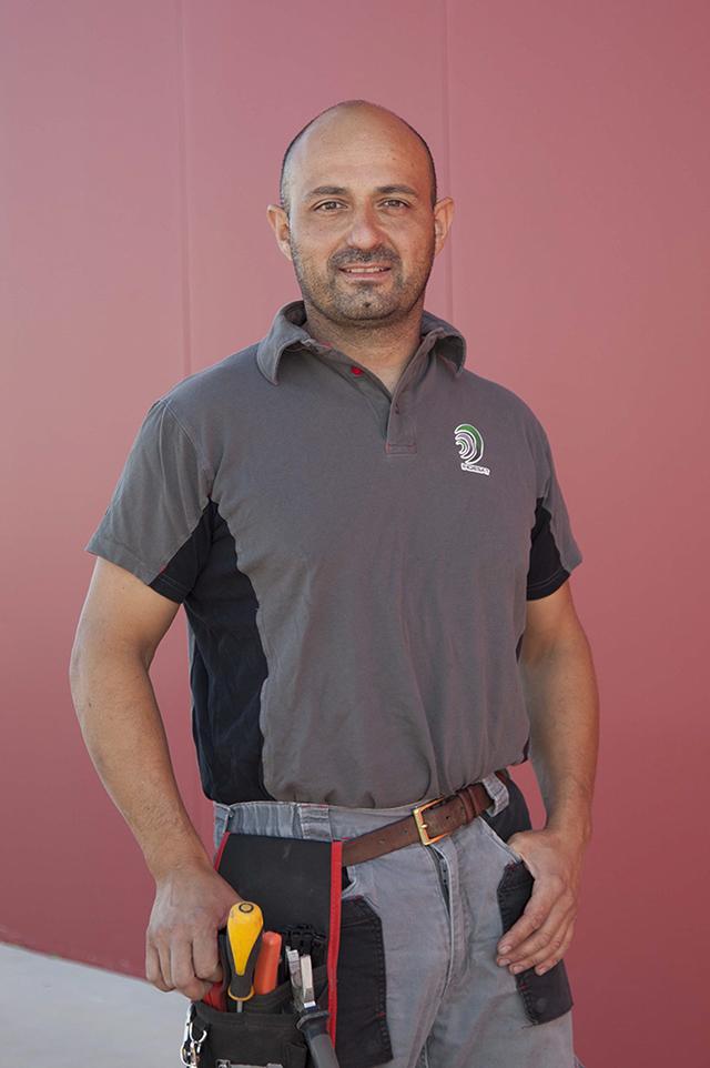 Eliseo Abel Ortega Gil